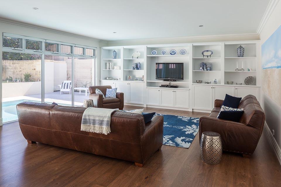 Custom Hamptons Style Home - Shelford Quality Homes - Floreat