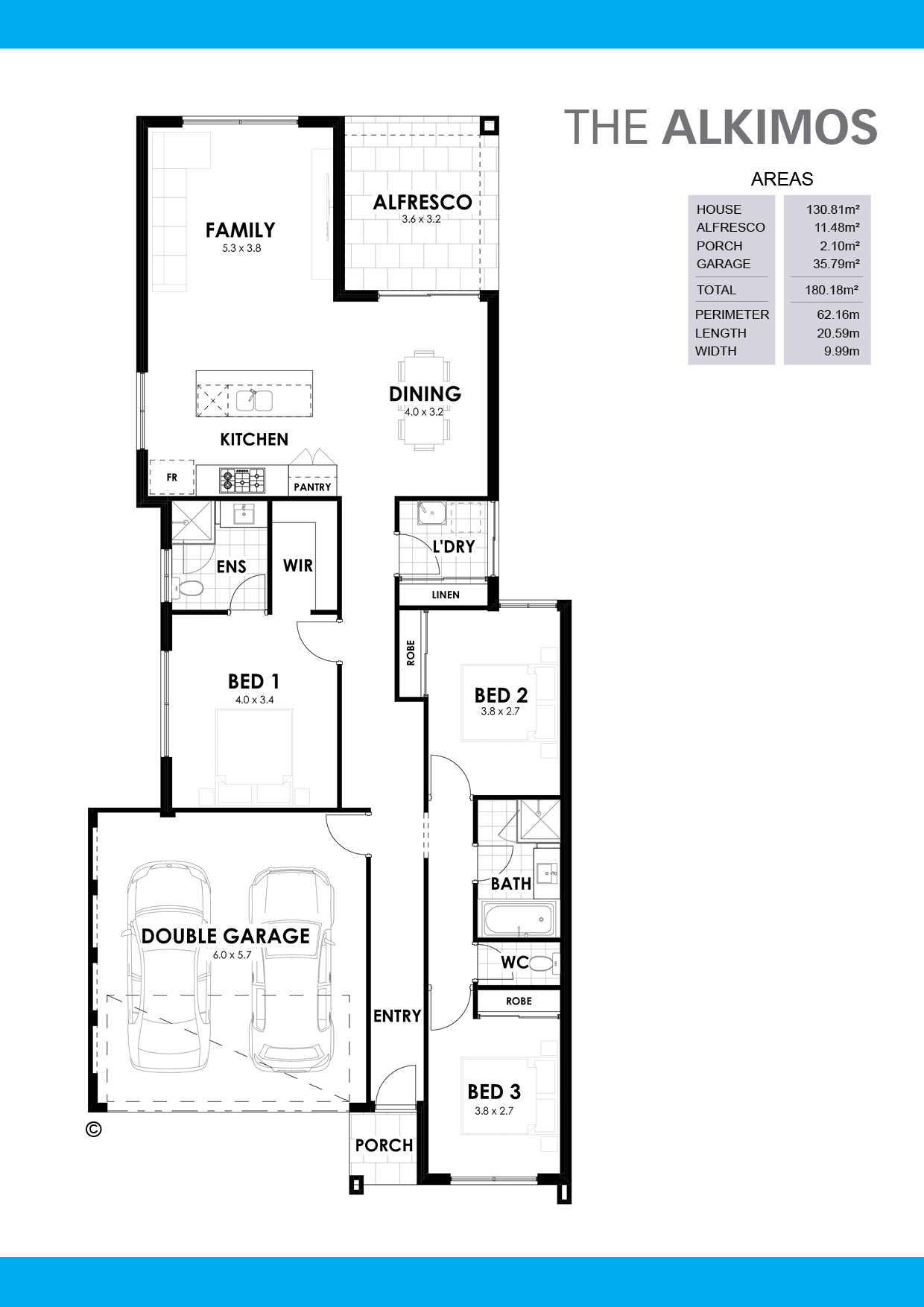 The Alkimos Floorplan