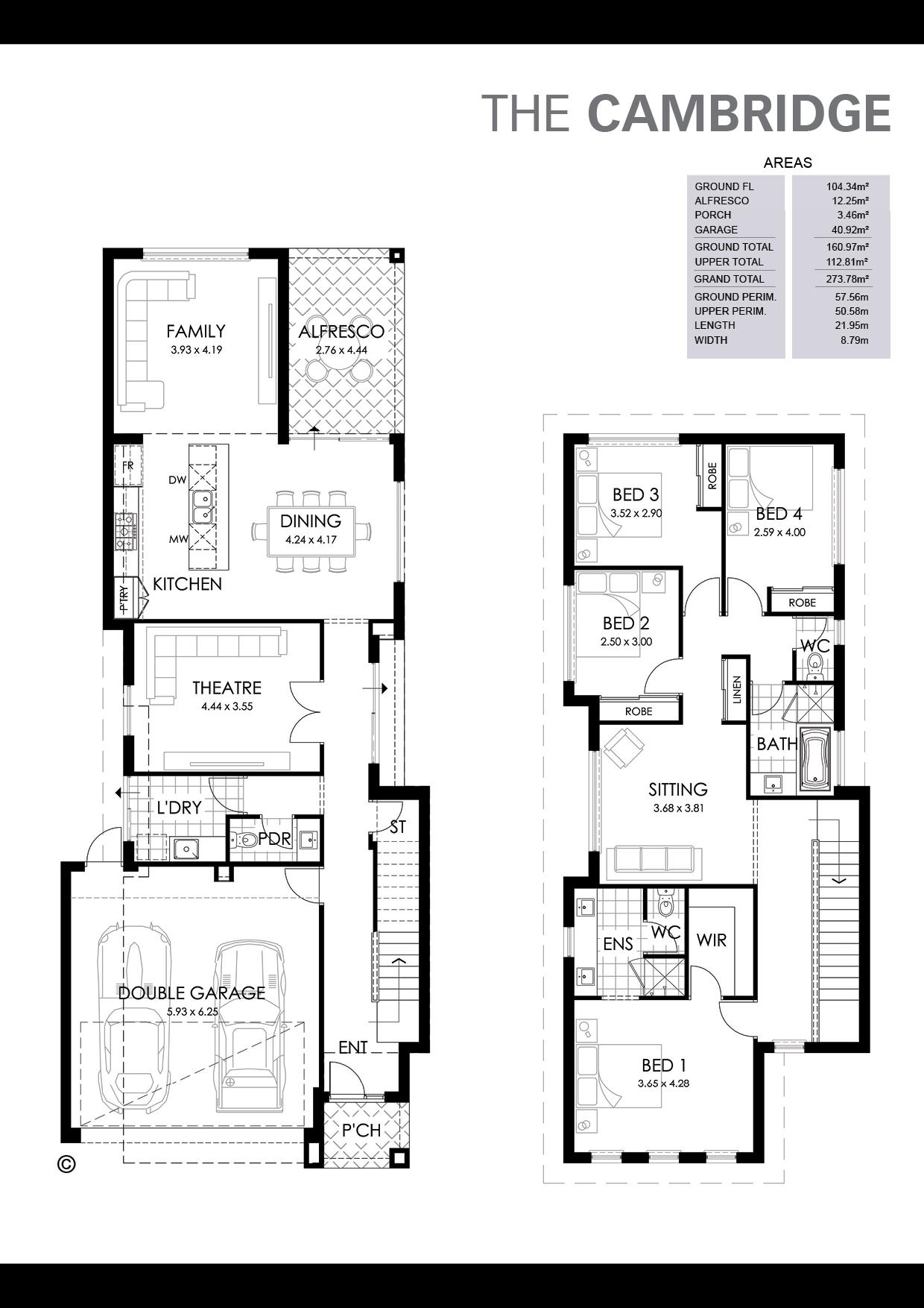 The Cambridge Floorplan