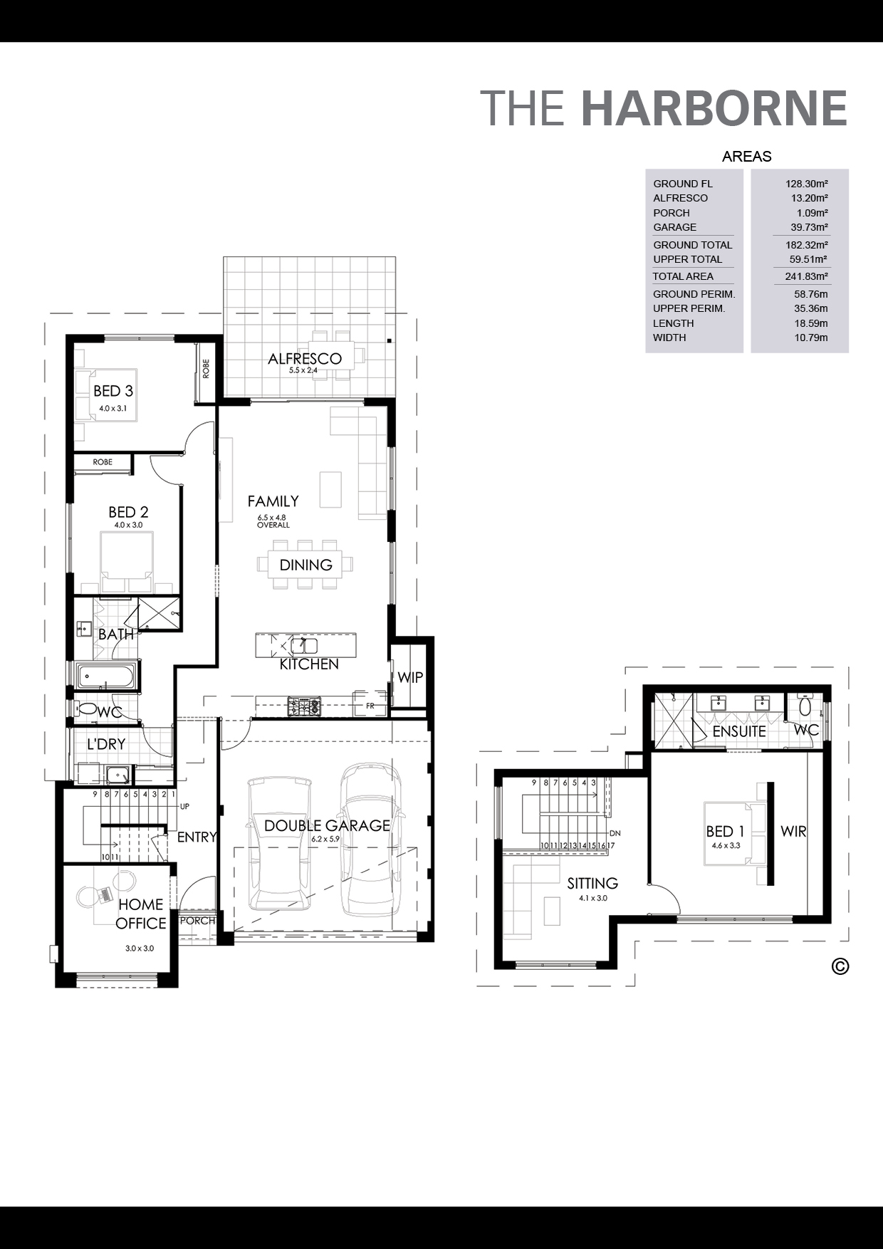 The Harborne Floorplan