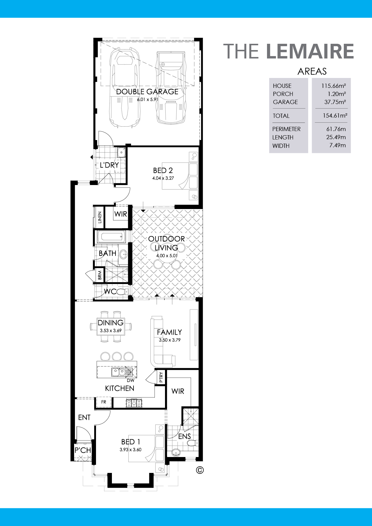 The Lemaire Floorplan