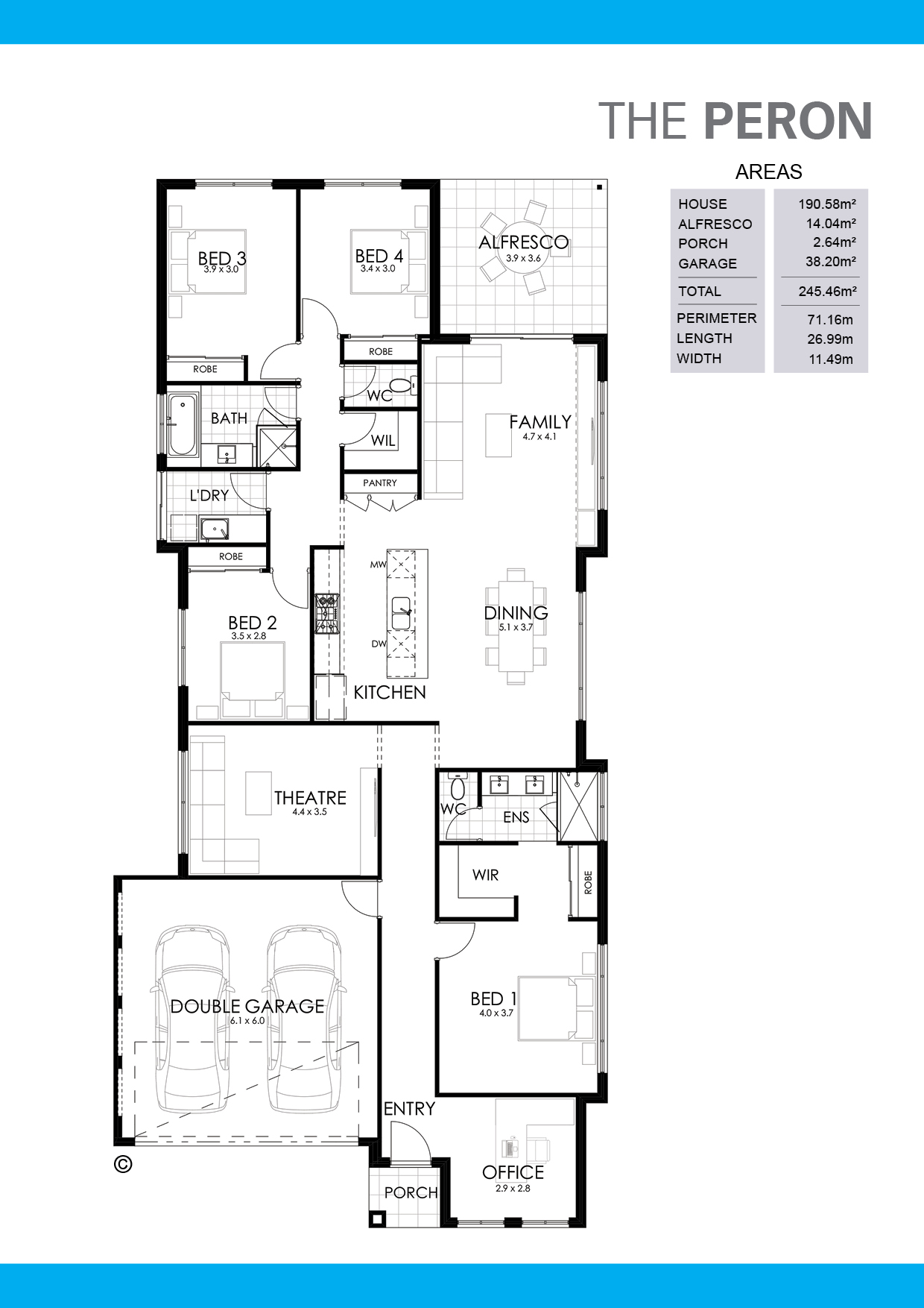 Balancing budget and design Floorplan